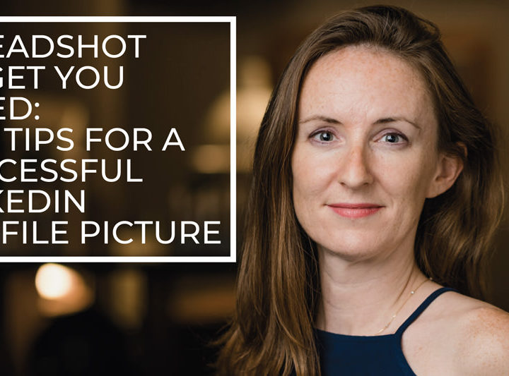 A headshot to get you hired: Top tips for a successful LinkedIn profile picture in Barcelona